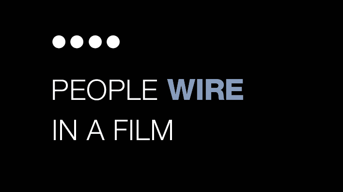 People In A Film